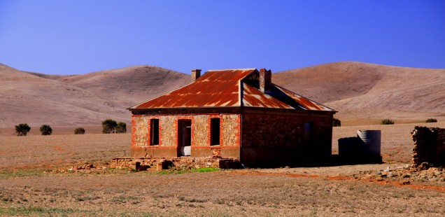 The Diesel and Dust House