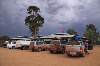 Pub Carpark